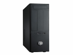 CoolerMaster case minitower Elite 361, mATX,black,bez zdroje(micro/desktop) (RC-361-KKN1)