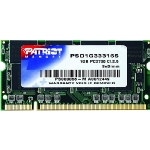 Patriot 1GB SO-DIMM DDR 333MHz / CL2.5 / 2.5V (PSD1G33316S)