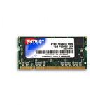 Patriot 1GB SO-DIMM DDR 400MHz / CL3 / 2.5V (PSD1G40016S)