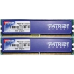 Patriot 8GB DDR3 1333MHz / 2x4GB KIT / CL9 / 1.5V (PSD38G1333KH)