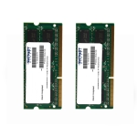 Patriot 8GB SO-DIMM DDR3 1333MHz / 2x4GB KIT / CL9 / 1.5V / pro Apple (PSA38G1333SK)