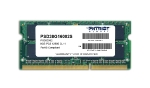 Patriot 8GB SO-DIMM DDR3 1600MHz / CL11 / 1.5V (PSD38G16002S)