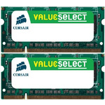 Corsair 4GB (2x2GB) SO-DIMM / DDR2 / 667MHz / CL5 (VS4GSDSKIT667D2)