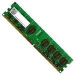 Transcend 1GB paměť DDR2 800Mhz Doživotní záruka (JM800QLU-1G)
