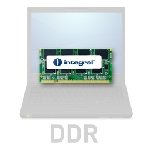 512MB Integral DDR / SO-DIMM / 266MHz / 200 pin / CL2.5
