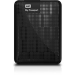 "WD My Passport 750GB / 5400ot. / 2.5"" / USB 3.0 / �ern� / Extern�"