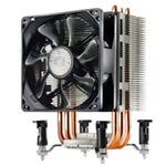 Cooler Master Hyper TX3 EVO / 92 mm / Sleeve Bearing / 30 dB @ 2200 RPM / 43.1 CFM / Intel + AMD (RR-TX3E-22PK-R1)