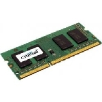 CRUCIAL 8GB SO-DIMM DDR3 1600MHz / 1x8GB / CL11 / 1.35V/1.50V Dual Voltage (CT102464BF160B)