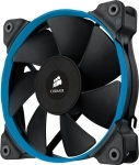 Corsair SP120 Quiet Edition / 120 mm / Hydraulic Bearing / 23 dB @ 1450 RPM / 64.3 m3h / 3-pin (CO-9050005-WW)