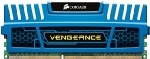 Corsair Vengeance Blue 8GB DDR3 1600MHz / 1x 8GB KIT / CL10 / 1.5V / XMP (CMZ8GX3M1A1600C10B)