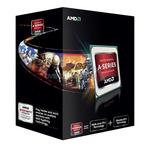 AMD A6-6400K @ 3.9GHz / Turbo 4.1GHz / 2C2T / 96kB L1, 1MB L2 / Radeon HD 8470D / FM2 / Piledriver-Richland / 65W (AD640KOKHLBOX)