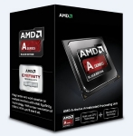 AMD A8-6600K @ 3.9GHz / Turbo 4.2GHz / 4-jádro / Radeon HD 8570D / Socket FM2 / Piledriver-Richland / 100W (AD660KWOHLBOX)