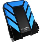 ADATA Durable HD710 1TB / 2.5 / USB 3.0 / 5400 rpm / nárazu-odolný / černo-modrá (AHD710-1TU3-CBL)