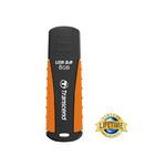 Transcend JetFlash 810 8GB / USB 3.0 / Černo-oranžová (TS8GJF810)