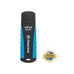 Transcend JetFlash 810 32GB / USB 3.0 / Černo-modrá (TS32GJF810)