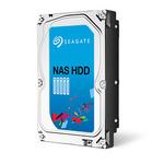 Seagate NAS HDD 4TB / HDD / 3.5 SATA III / 5 900 rpm / 64MB cache / 3y / výprodej (ST4000VN000)