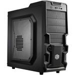 Cooler Master K380 / ATX / 1x USB 2.0 + 1x USB 3.0 / 4x 120 mm / Průhledná bočnice (RC-K380-KWN1)