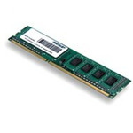 Patriot 4GB DDR3 1333MHz / CL9 / 1.5V (8x512) (PSD34G133381)