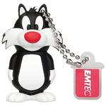 EMTEC Looney Tunes 8GB / USB 2.0 / Sylvester (ECMMD8GL101)