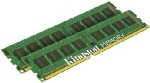 Kingston 8GB DDR3 1333MHz / 2x4GB KIT / CL9 / SR X8 / 1.5V (KVR13N9S8K2/8)