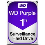 WD Purple 1TB / HDD / 3.5 SATA III / 5 400 rpm / 64MB cache / 3y (WD10PURX)
