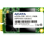 ADATA Premier Pro SP310 128GB / mSATA SATA III AHCI / MLC / RW: 540/200 MBps / IOPS: 75K/45K / MTBF 1.2mh / 3y (ASP310S3-128GM-C)