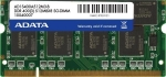 ADATA 512MB DDR 400MHz / CL3 / 2.5V / SODIMM (AD1S400A512M3-S)
