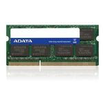 ADATA 8GB DDR3 1333MHz / CL9 / SODIMM / RETAIL (AD3S1333W8G9-R)