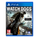 PS4 Watch Dogs / CZ Distribuce / Akční / České titulky / od 18 let / Hra pro Playstation 4 (USP4840)
