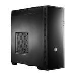 PC skříň Cooler Master Silencio 652S / USB3.0 / čtečka SD karet / černá / bez zdroje (SIL-652-KKN2)