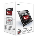 AMD A4-6300 @ 3.7GHz / Turbo 3.9GHz / 2C2T / 96kB L1, 1MB L2 / Radeon HD 8370D / FM2 / Piledriver-Richland / 65W (AD6300OKHLBOX)