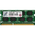 Transcend JetRam 4GB operační paměť / SODIMM DDR3 / 1600MHz / CL11 / retail (JM1600KSN-4G)