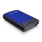 Transcend StoreJet 25H3 1TB externí HDD / 5400ot. / 2.5 / USB 3.0 / nárazuvzdorný / modrá (TS1TSJ25H3B)