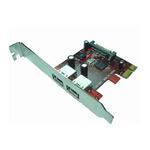 Kouwell UB-108 / PCI-E karta 2x USB 3.0 port NEC chipset (UB-108)