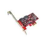 Kouwell PE-115 / PCI-E řadič / 2x SATA III interní port / Low profile (PE-115)