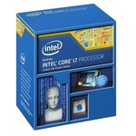 Intel Core i7-4790K @ 4.0GHz / TB 4.4GHz / 4C8T / 256kB, 1MB, 8MB / HD 4600 / 1150 / Haswell Refresh / 88W (BX80646I74790K)