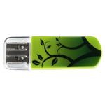 Verbatim Store'n'Go Mini USB Flash / Elements edice / 8 GB / USB 2.0 / motiv země / zelená (98160)