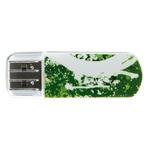 Verbatim Store'n'Go Mini USB Flash / Graffiti edice / 8 GB / USB 2.0 / zelená (98163)