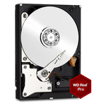 WD Red Pro 2TB / Interní disk / 3.5 / IntelliPower / 64MB cache / SATA III (WD2001FFSX)
