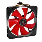 AIREN FAN RedWingsExtreme140 ventilátor / 140 x 140 x 25mm / extremně výkonný (AIREN - FRWE140)