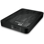 WD My Passport AV-TV 500GB / Externí disk / 2.5 / USB 3.0 / Černá (WDBHDK5000ABK-EESN)
