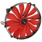 AIREN FAN RedWingsGiantExtreme 250 ventilátor / 250 x 250 x 30mm / svítící LED / červená (AIREN - FR