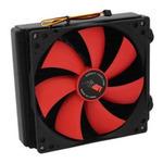 AIREN RedAqua Radiator / vodní chlazení / 180mm ventilátor / extremní výkon (AIREN-RDR180SE)