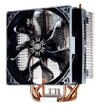 Cooler Master Hyper T4 / 120 mm / Rifle Bearing / 31.6 dB @ 1800 RPM / 70 CFM / Intel + AMD (RR-T4-18PK-R1)
