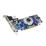 GIGABYTE GV-R523D3-1GL / 625MHz / 1GB D3 1066MHz / 64bit / VGA, DVI, HDMI / 75W (GV-R523D3-1GL)