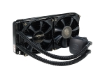 Cooler Master Nepton 280L / 2x 140 mm / Rifle Bearing / 39 dB @ 2000 RPM / 122.5 CFM / Intel + AMD (RL-N28L-20PK-R1)