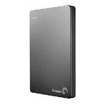 Seagate Backup Plus Portable 2TB / 5400ot./ 2.5 / USB 3.0 / Stříbrný / Externí (STDR2000201)