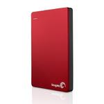 Seagate Backup Plus Portable 2TB / 5400ot./ 2.5 / USB 3.0 / Červený / Externí (STDR2000203)