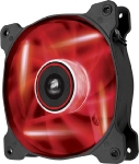Corsair SP120 LED Red / 120 mm / Hydraulic Bearing / 26 dB @ 1650 RPM / 97.3 m3h / 3-pin (CO-9050019-WW)