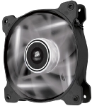 Corsair SP120 LED White / 120 mm / Hydraulic Bearing / 26 dB @ 1650 RPM / 97.3 m3h / 3-pin (CO-9050020-WW)